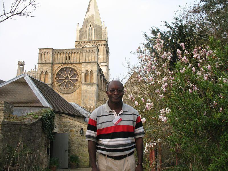 John Nkemngasong