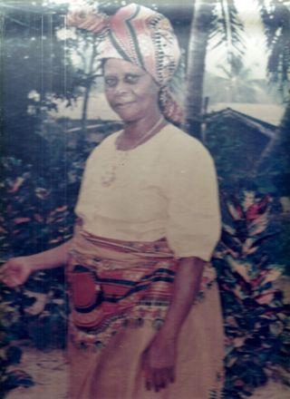 Mami Lydia Ashuntantang